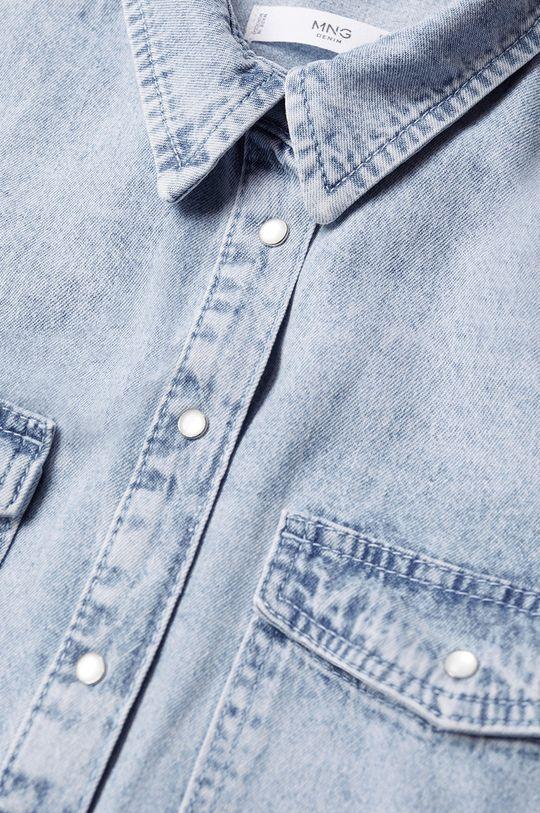 Mango - Košile ANGY modrá