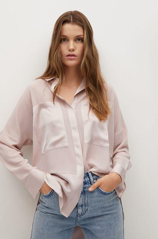 różowy Mango - Koszula Bimao Damski