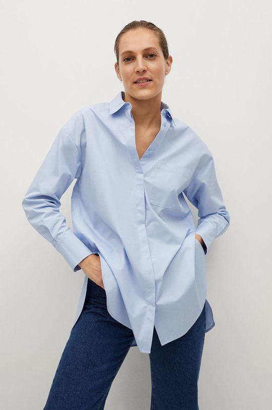 Mango - Koszula bawełniana James Damski