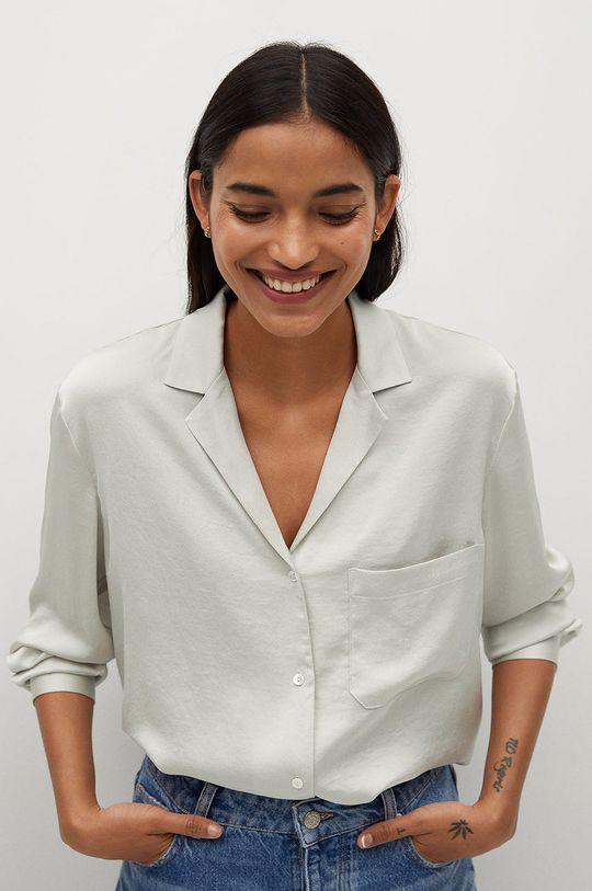 bílá Mango - Košile LIGHT Dámský
