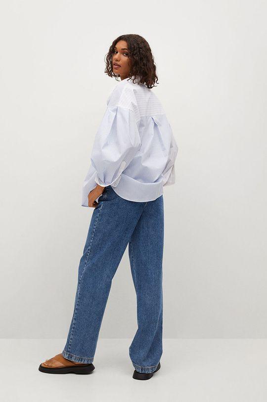 Mango - Košeľa ELLEN-A  100% Bavlna