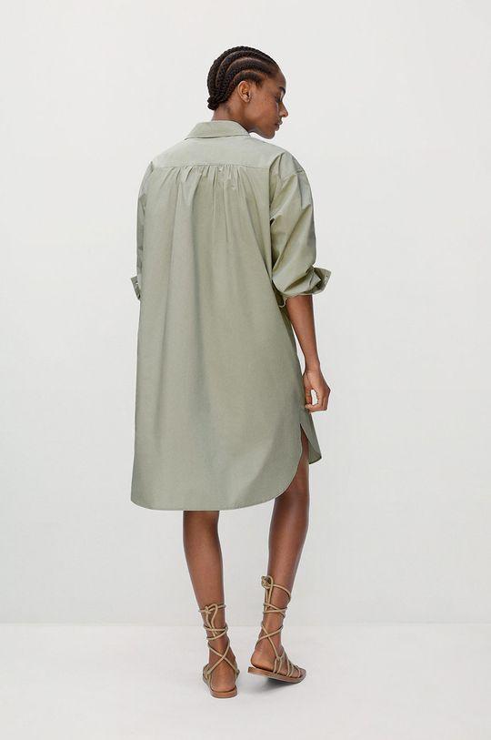 zielony Mango - Koszula ARENA