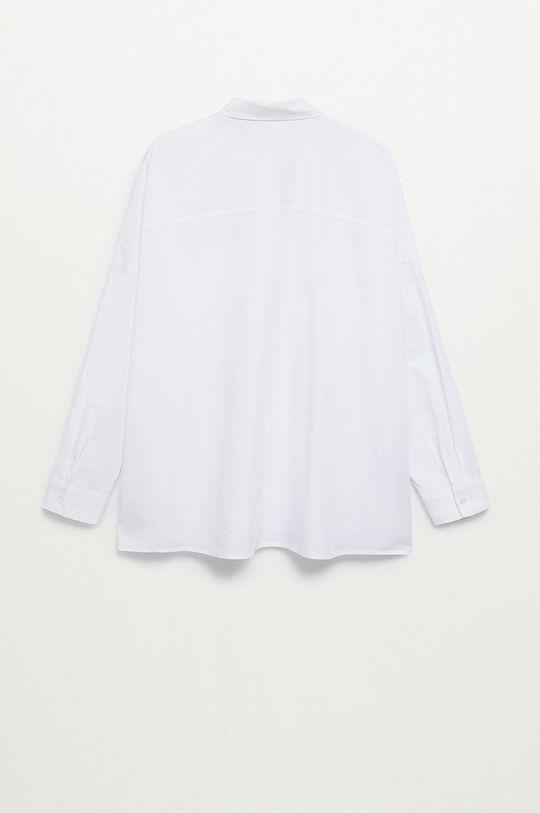Mango Kids - Koszula bawełniana dziecięca Cami Dziewczęcy