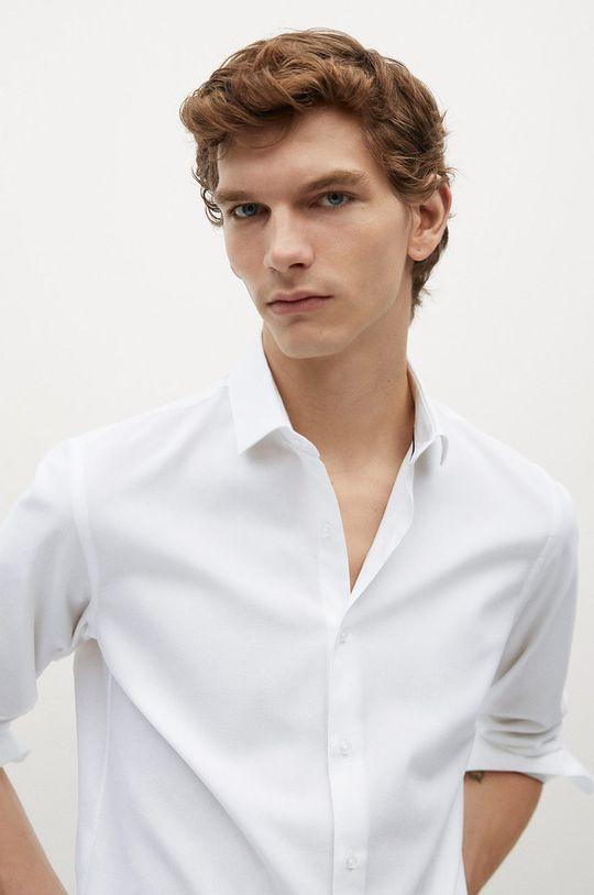 bílá Mango Man - Košile ALFRED