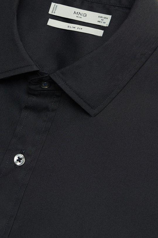 Mango Man - Koszula PLAY czarny