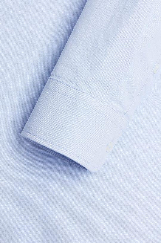 Mango Man - Camasa OXFORD albastru pal