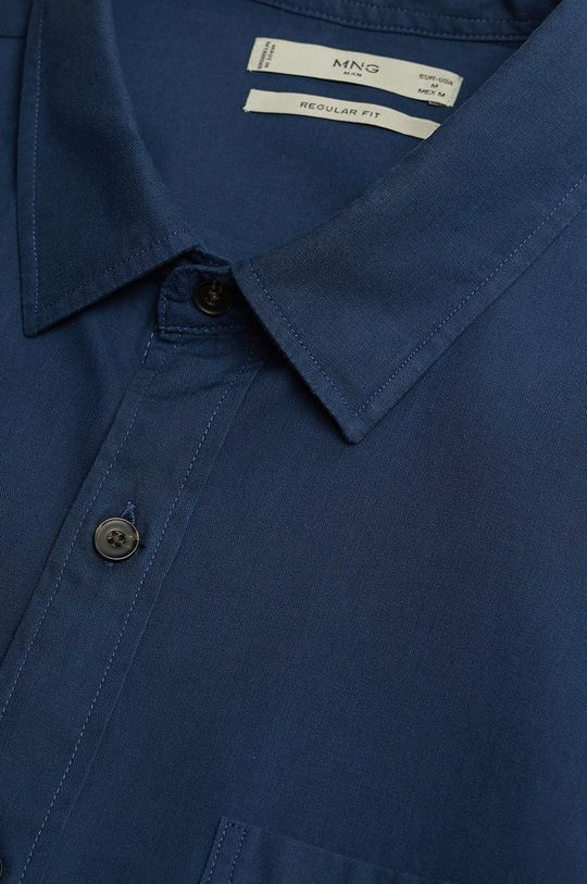 Mango Man - Košile DALCO námořnická modř