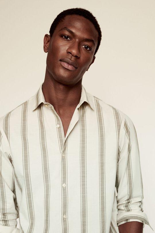Mango Man - Koszula bawełniana Riley Męski