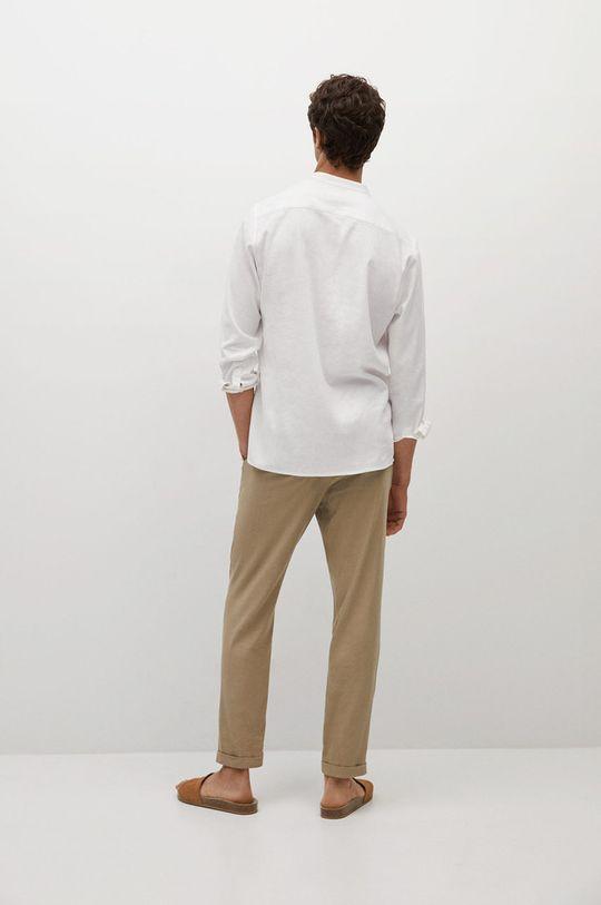 biały Mango Man - Koszula BOLAR