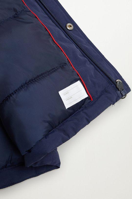 Mango Kids - Detská bunda SUZI8  Podšívka: 100% Polyester Výplň: 100% Recyklovaný polyester Základná látka: 100% Polyamid