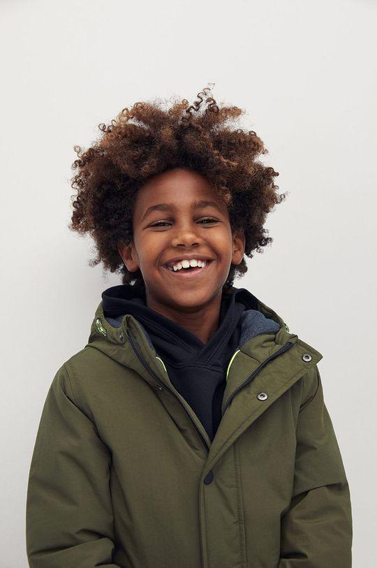 Mango Kids - Kurtka dziecięca SUZI Podszewka: 100 % Poliester, Wypełnienie: 100 % Poliester z recyklingu, Materiał zasadniczy: 100 % Poliamid