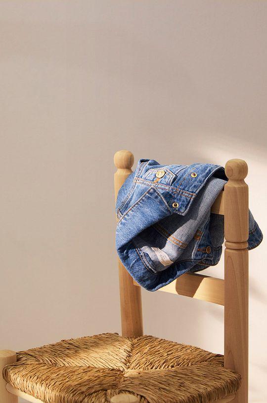 Mango Kids - Dětská bunda DIEGO  100% Bavlna