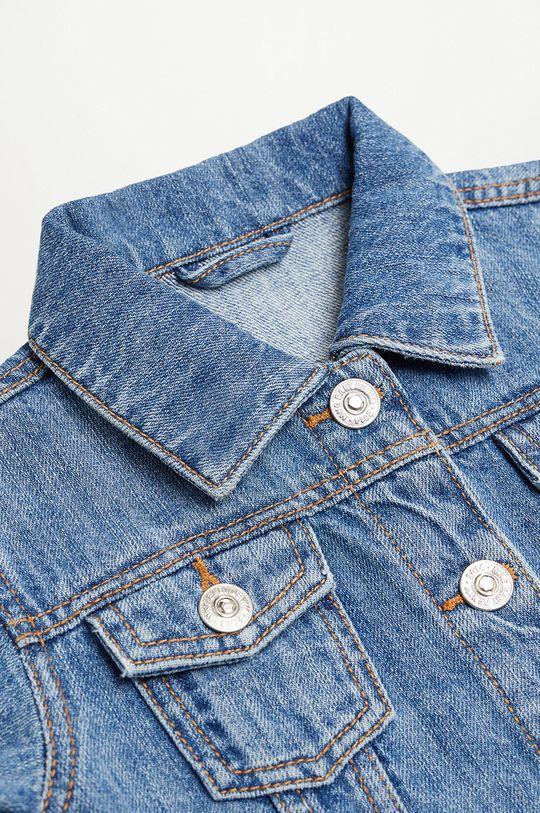 modrá Mango Kids - Dětská bunda DIEGO