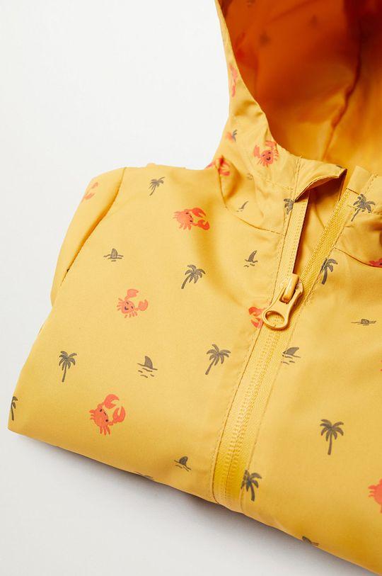 żółty Mango Kids - Kurtka dziecięca CHUS8-I