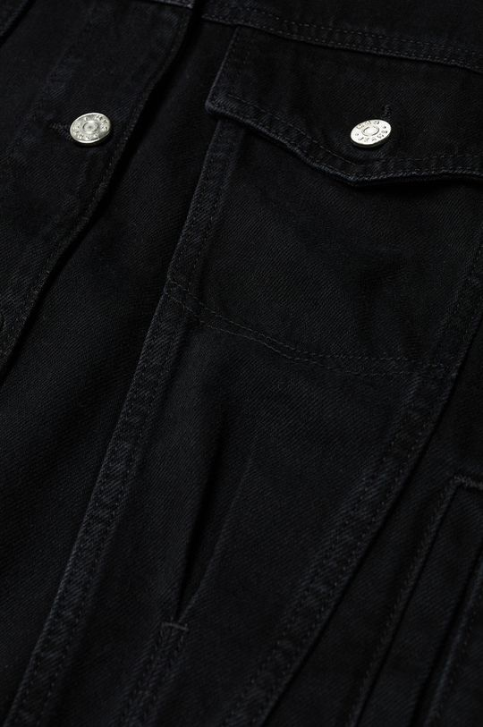 Mango - Kamizelka jeansowa ANGY