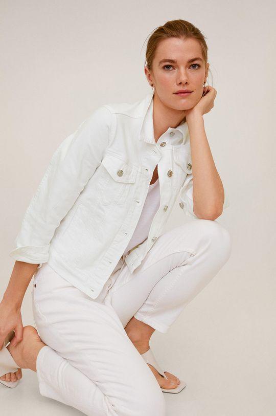 Mango - Kurtka jeansowa Vicky Damski