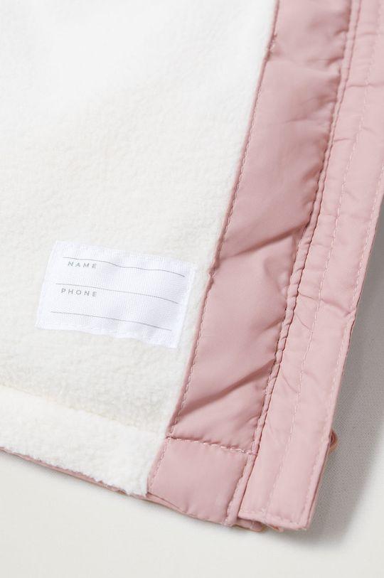 Mango Kids - Detská bunda JUNE7  Podšívka: 100% Polyester Výplň: 100% Polyester Základná látka: 100% Polyester