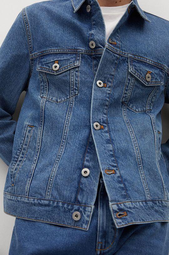 Mango Man - Kurtka jeansowa RYAN