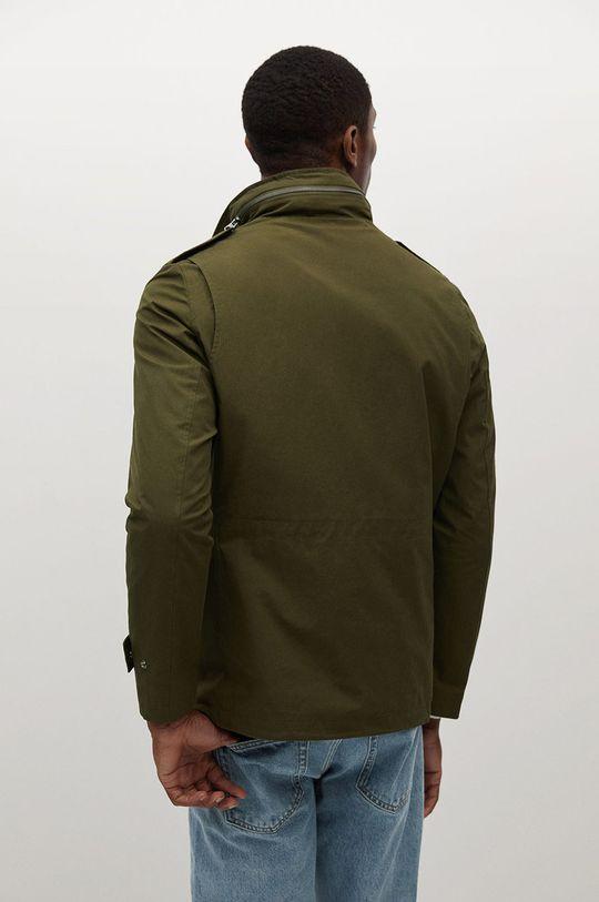 Mango Man - Bunda NINET4  Podšívka: 100% Polyester Hlavní materiál: 100% Bavlna Podšívka kapsy: 100% Polyester Podšívka rukávů: 100% Polyester