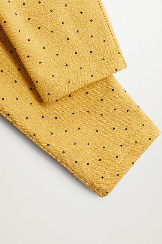 Mango Kids - Dětské legíny TERRYP8  95% Bavlna, 5% Elastan