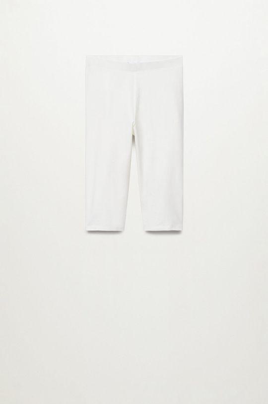 biela Mango Kids - Detské legíny Ella8 110-164 cm Dievčenský