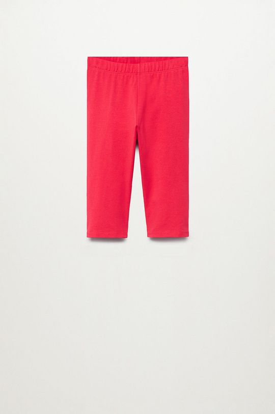 różowy Mango Kids - Legginsy dziecięce Ella8 110-164 cm Dziewczęcy