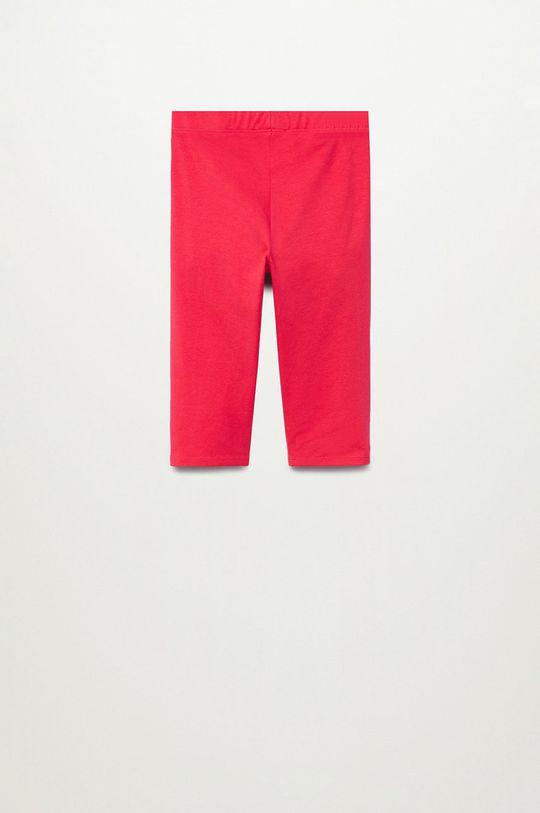 Mango Kids - Legginsy dziecięce Ella8 110-164 cm różowy