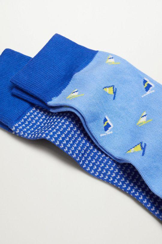 Mango Man - Sosete VELA (2-pack) albastru