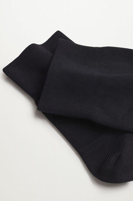 Mango Man - Ponožky EDWARD-I čierna