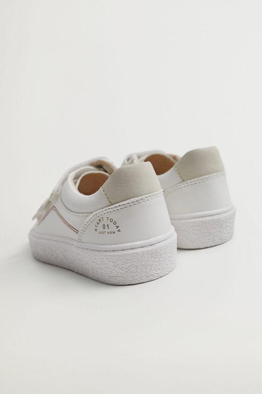 Mango Kids - Detské topánky FENCE  Zvršok: Syntetická látka Podrážka: Guma Vložka: Textil