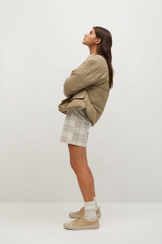 Mango - Pantofi HANK  Gamba: Material sintetic, Material textil Talpa: Material sintetic Introduceti: Material textil