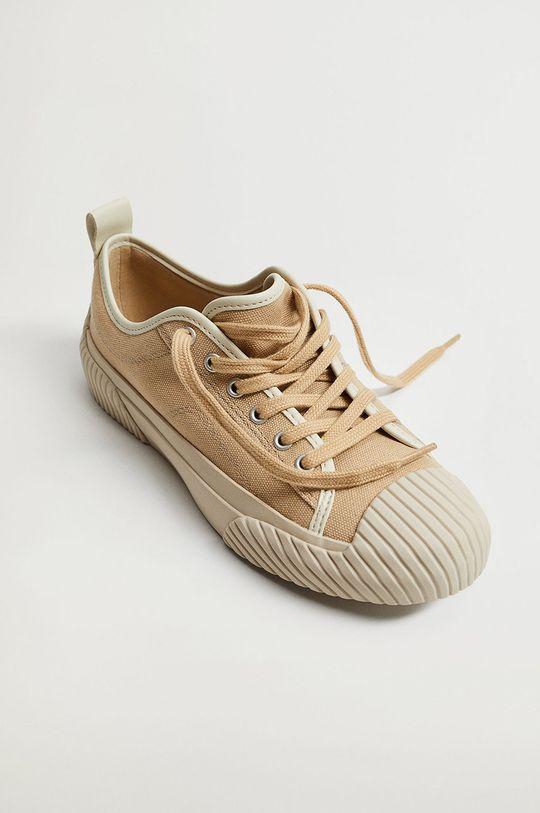 Mango - Pantofi HANK De femei