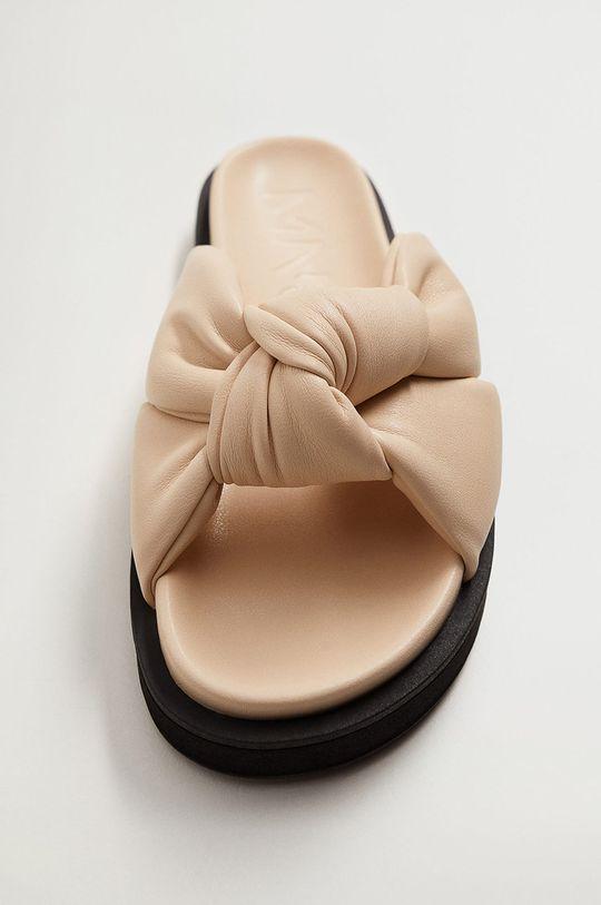 tělová Mango - Pantofle PONTA