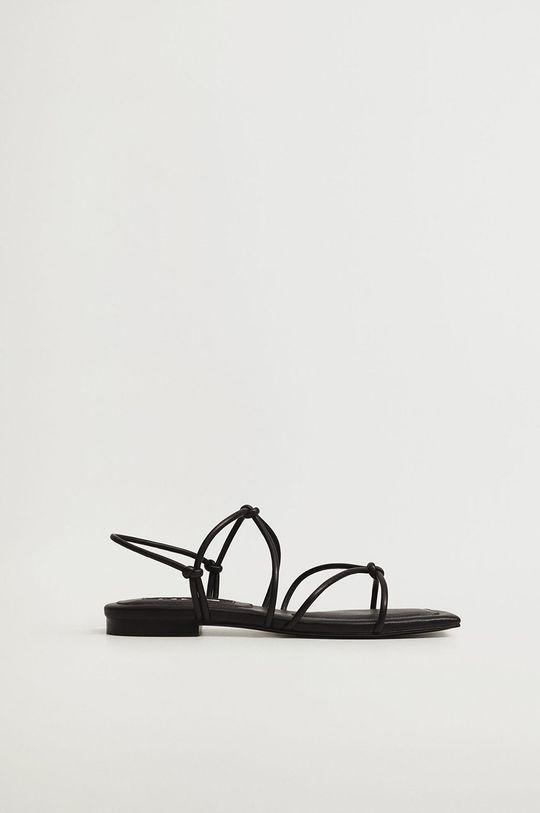 černá Mango - Sandály ROX Dámský