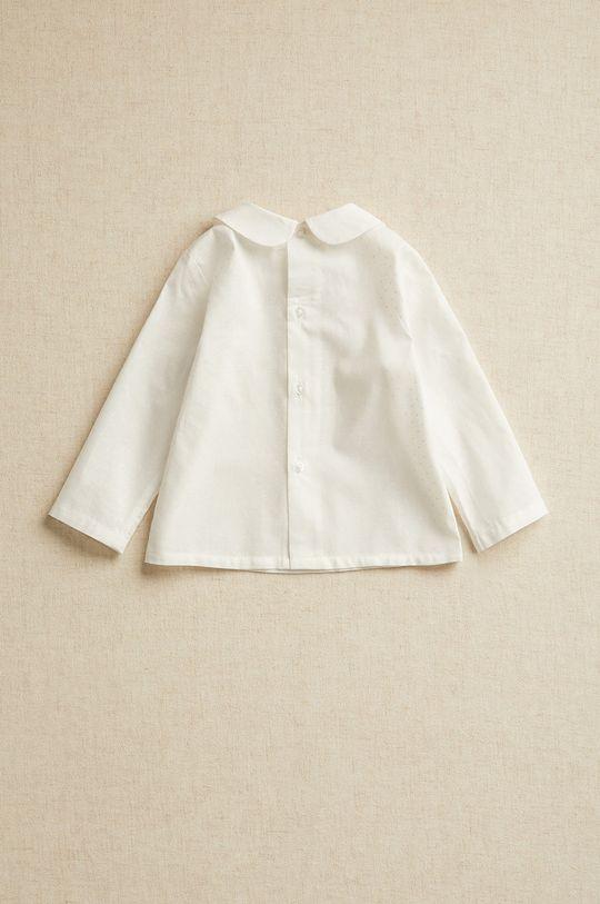 Mango Kids - Koszula niemowlęca WILL biały