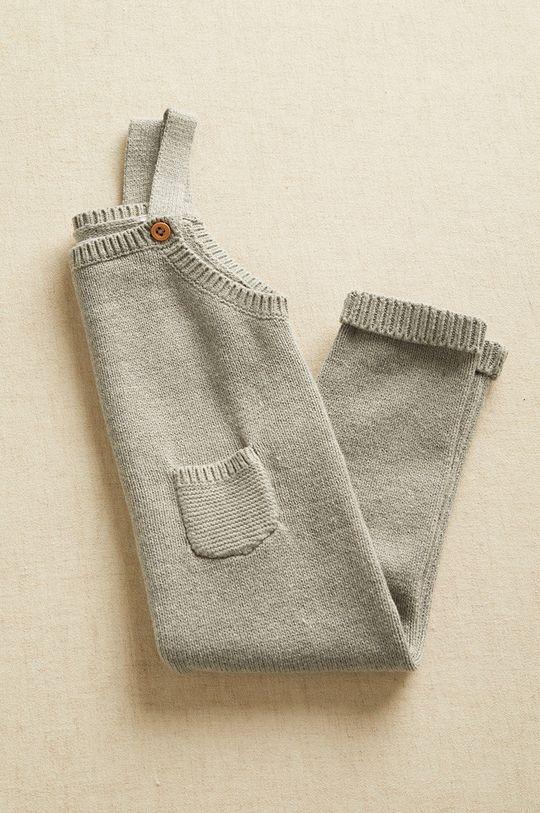 Mango Kids - Nohavice pre bábätká LIAM  40% Akryl, 60% Organická bavlna