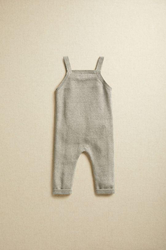 sivá Mango Kids - Nohavice pre bábätká LIAM