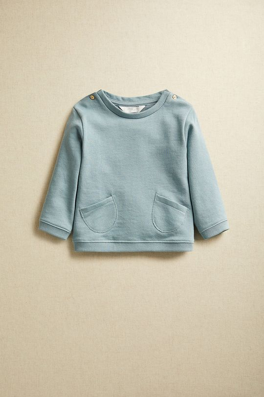 verde Mango Kids - Bluza bebe MINO De copii