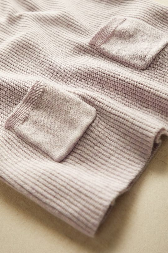 Mango Kids - Kojenecký svetr PAOLA  30% Bavlna, 40% Polyamid, 30% Viskóza
