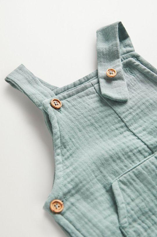 Mango Kids - Kojenecké kalhoty MIKE  100% Organická bavlna