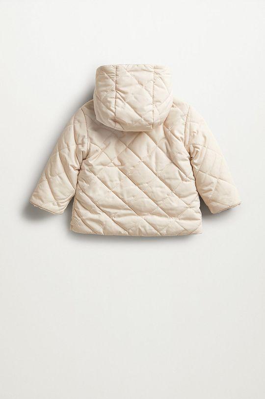 Mango Kids - Kojenecká bunda SAMY béžová