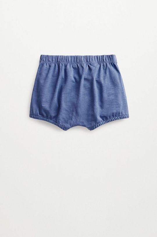 niebieski Mango Kids - Szorty niemowlęce JUMP