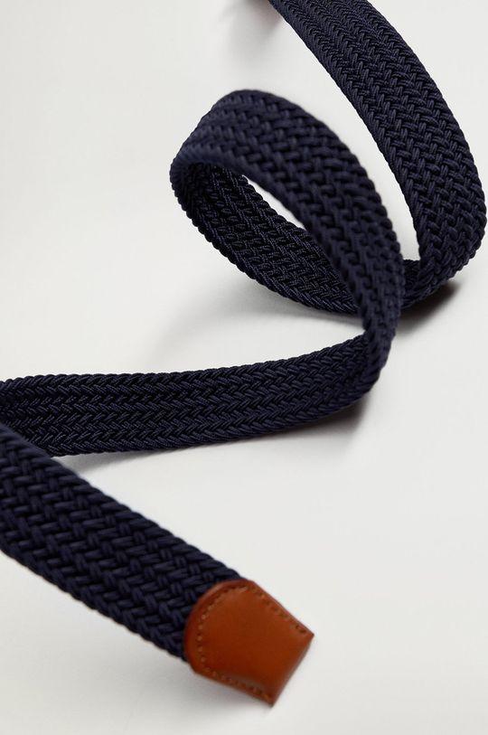 námořnická modř Mango Man - Pásek ELASTIC