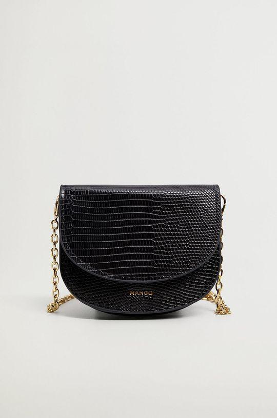 čierna Mango - Peňaženka LIZZY Dámsky