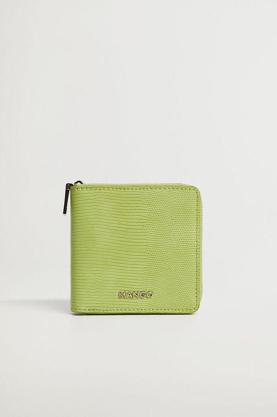 zelená Mango - Peňaženka MODA Dámsky