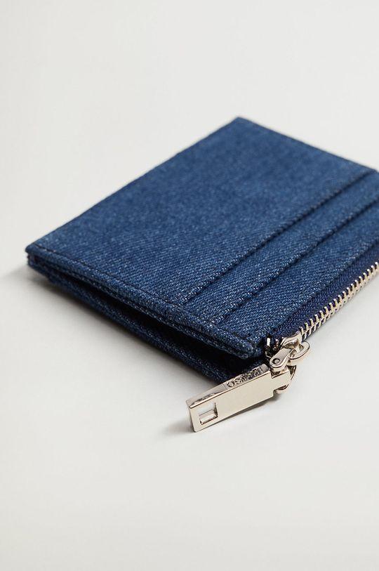 Mango - Peněženka PERNILLE námořnická modř