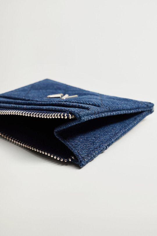 Mango - Peněženka PERNILLE  Podšívka: 100% Polyester Hlavní materiál: 50% Bavlna, 50% Recyklovaná bavlna