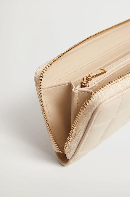 Mango - Peňaženka PILLOW biela