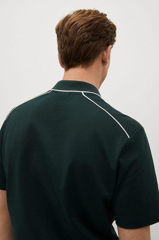Mango Man - Polo tričko Pipe Pánsky