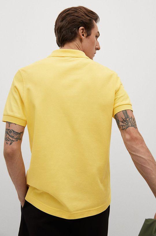 žltá Mango Man - Polo tričko Rea